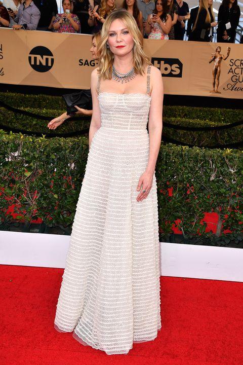 Kirsten Dunst Wearing Rodarte