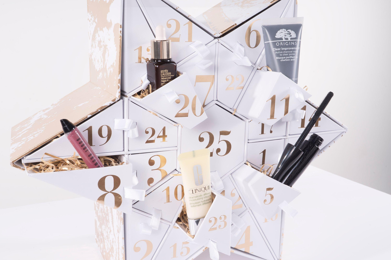 Estee Lauder advent calendar - multi brand luxury beauty advent ...
