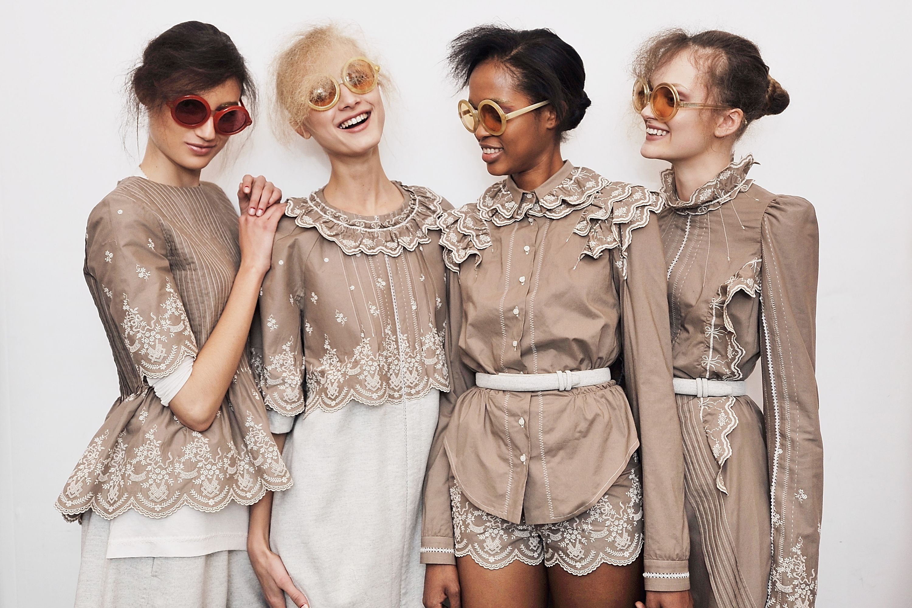 Models Treated Badly Linden Staub Launches