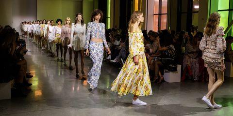 Fashion, Event, Fashion design, Runway, Fashion show, Haute couture, Fashion model,