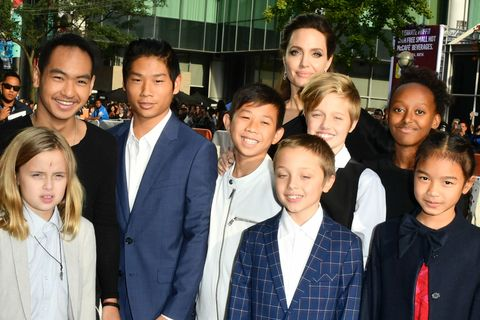 b937d176c Angelina Jolie says her children laugh at her on the red carpet