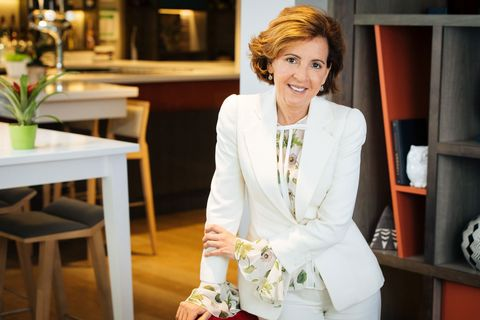 Work It Out Angela Brav European Ceo Of The Intercontinental Hotels Group On Art Great Hospitality