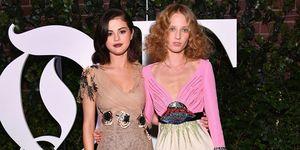 Selena Gomez and Petra Collins