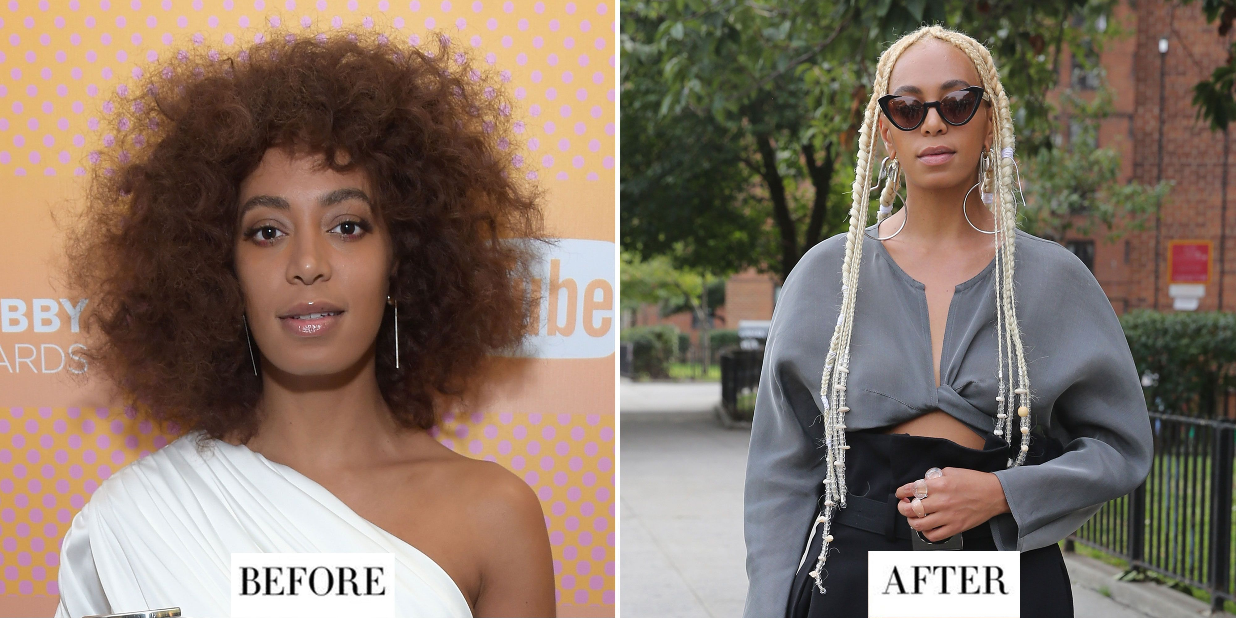 35 celebrity hair transformations