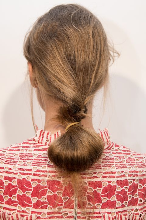 Hair Trends For Spring Summer 2018 Hair Trends From Fashion Week Ss18