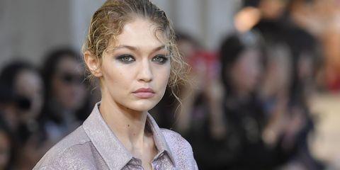 Hair, Face, Lip, Eyebrow, Hairstyle, Fashion, Fashion model, Beauty, Blond, Skin,