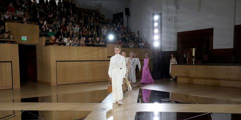 Rejina Pyo catwalk