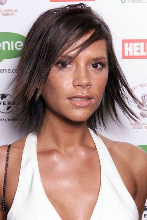 Victoria Beckham S Beauty Transformation Over The Years