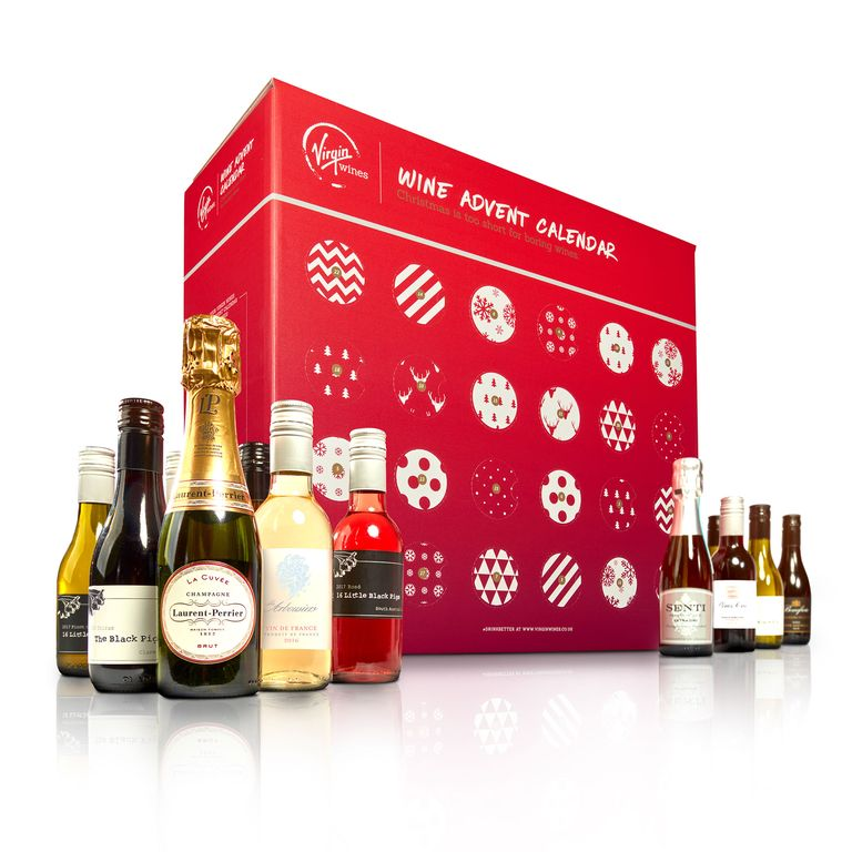 Discover 24 delicious award-winning boutique wines behind each door of the  Virgin Wines advent calendar. You can even add your own personalised  message ...