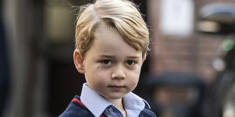Prince George   ELLE UK