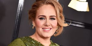 Adele at the Grammy's