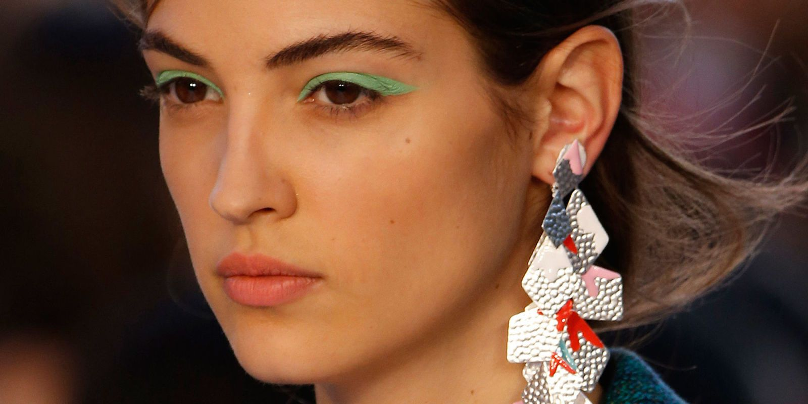 Fashion Week Beauty 2018: The Key Make-up Trends For Spring/summer 2018