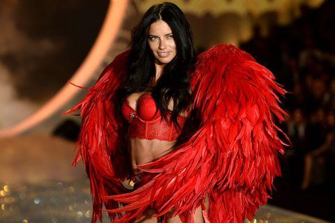 0c42592da7 Adriana Lima says she ll retire from Victoria s Secret at 40