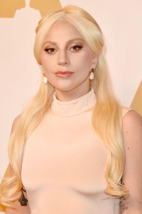 Lady Gaga criticises Trump