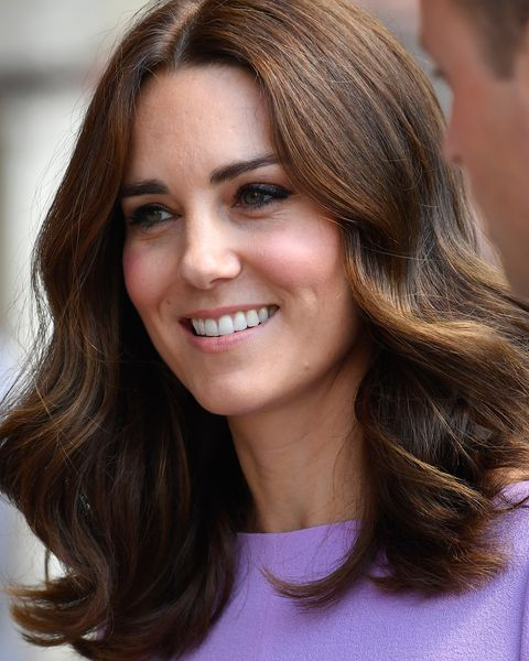 Duchess of Cambridge with shorter hair