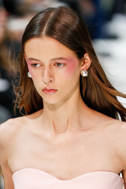 Valentino hair trends spring summer 2018