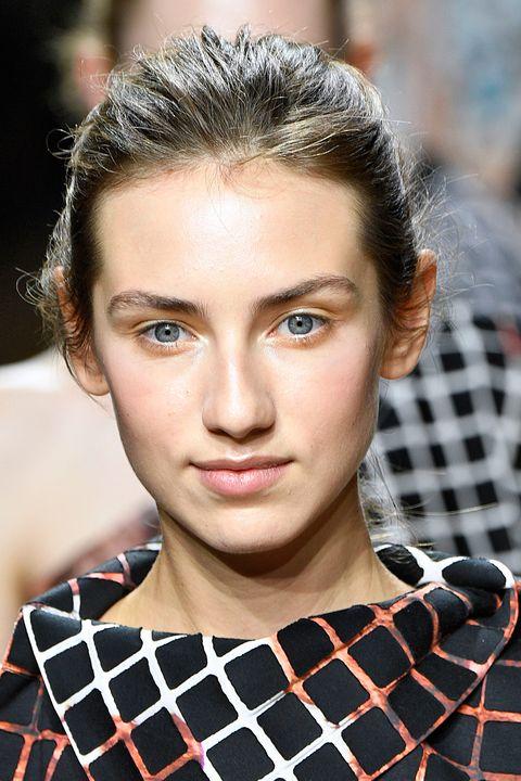 Issey Miyake makeup trends spring summer 2018