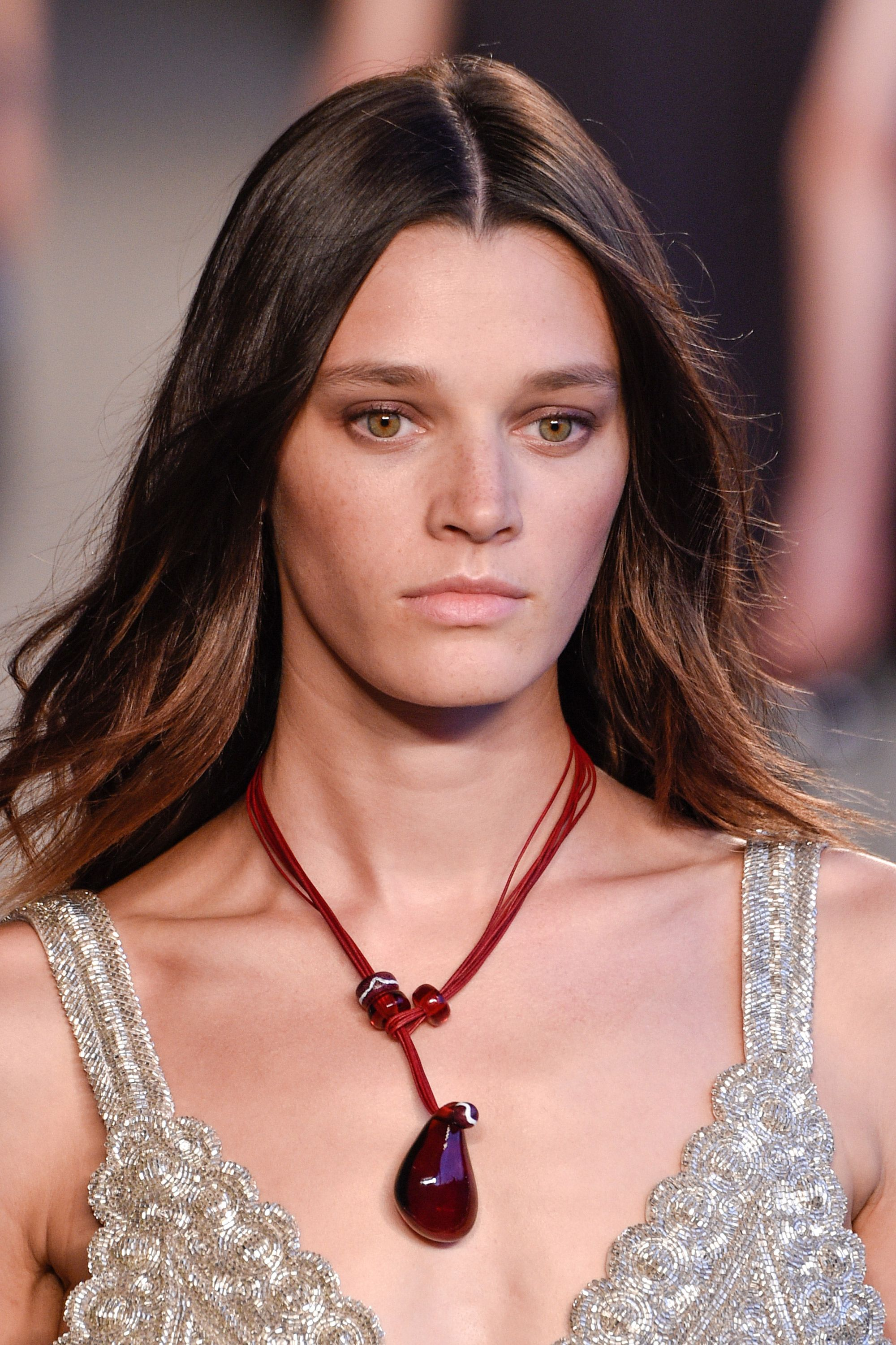 Altuzarra makeup trends spring summer 2018