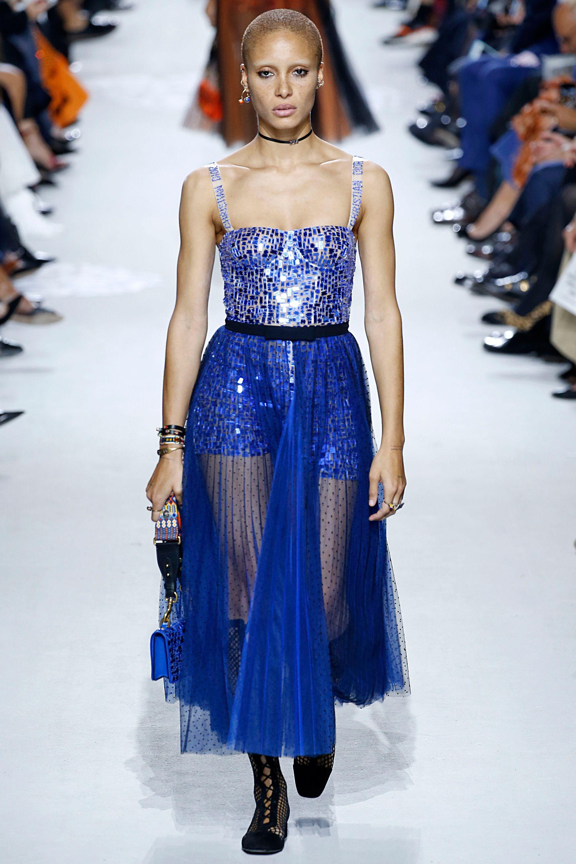 Electric Blue Fashion