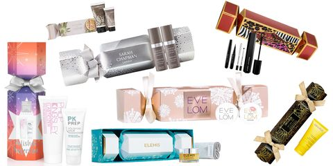 The best beauty christmas crackers luxury gift crackers from elemis skincare treat to marc jacobs eye kit we share the beauty crackers wed love to find in our stockings this christmas solutioingenieria Gallery