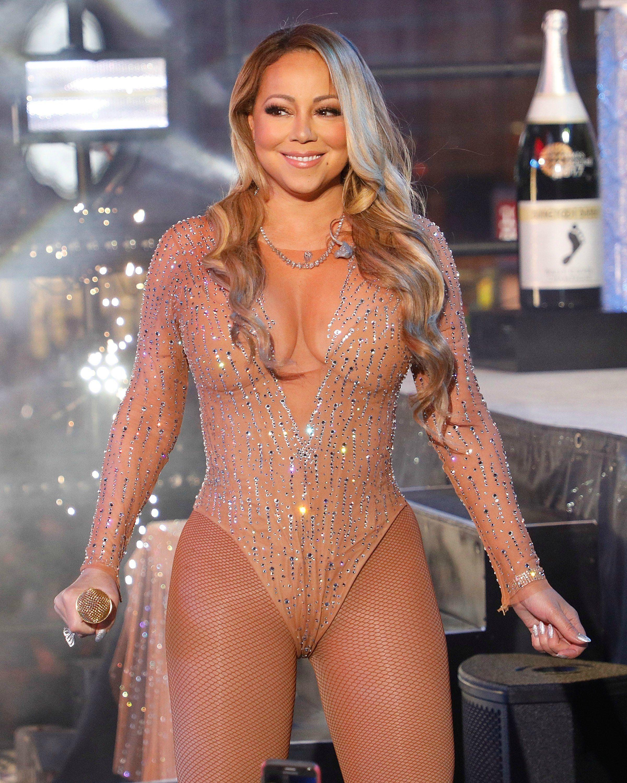Mariah carey in nude