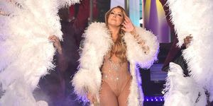 Mariah Carey responds to bad New Year's Eve performance