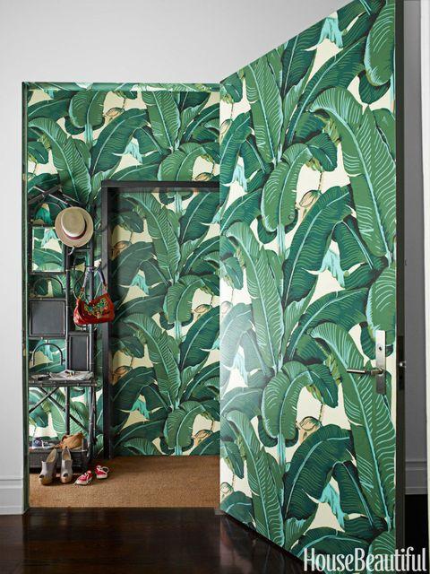 Green, Organism, Leaf, Art, Teal, Visual arts, Rectangle, Painting, Illustration, Creative arts,