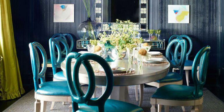 Colorful New York City Apartment Celerie Kemble