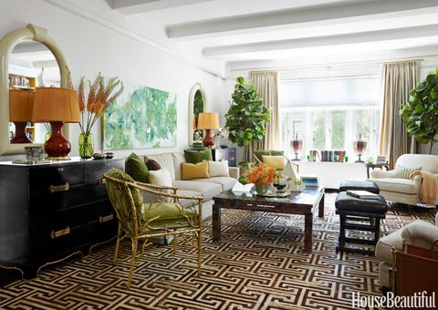 Celerie Kemble and Caroline Irvin on Dressing Up a Classic Apartment