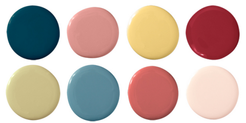 12 Exotic Hues to Transport You to Another Place