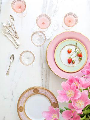Petal, Pink, Peach, Dishware, Circle, Blossom, Flowering plant, Porcelain, Serveware, Artificial flower,