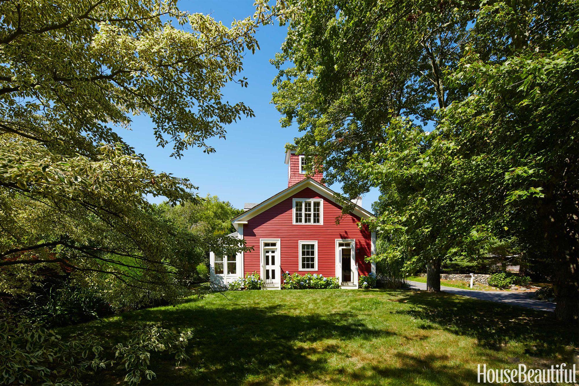 Little Red Schoolhouse Home John