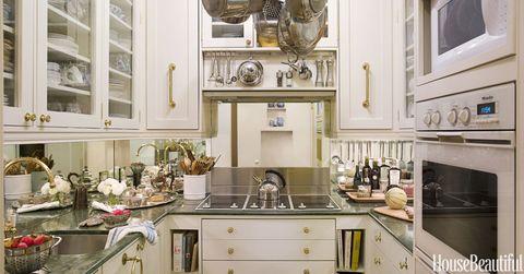 Room, Green, Interior design, White, Kitchen, Drawer, Plumbing fixture, Interior design, Cabinetry, Tap,
