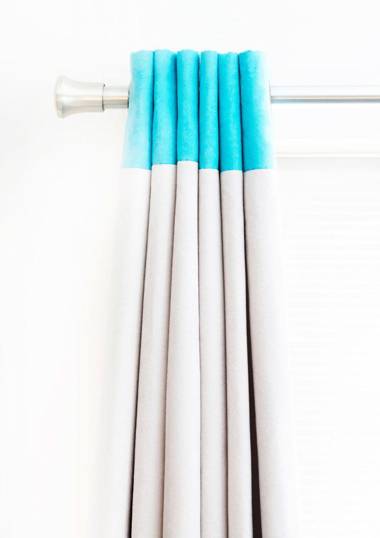 Install Curtain Rod