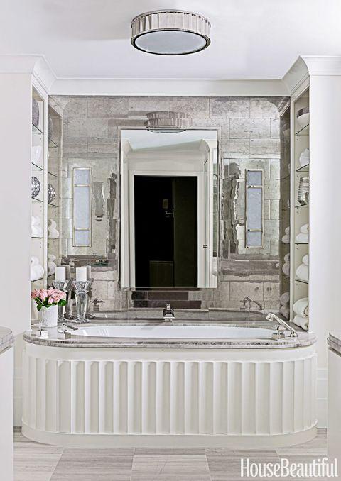 Peachy Ocean Liner Inspired Bathroom Download Free Architecture Designs Terchretrmadebymaigaardcom