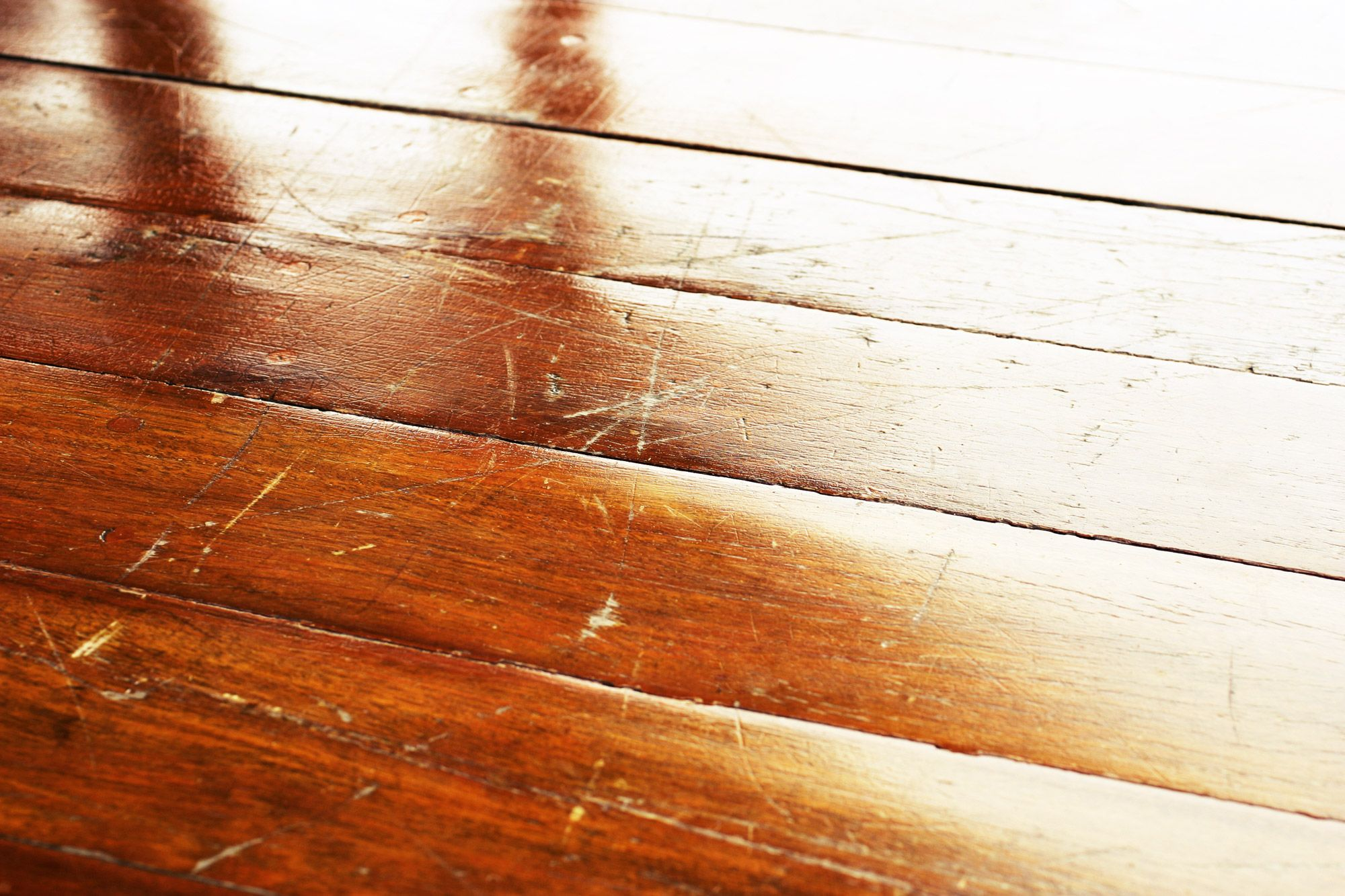 How To Fix Scratched And Creaky Floorboards