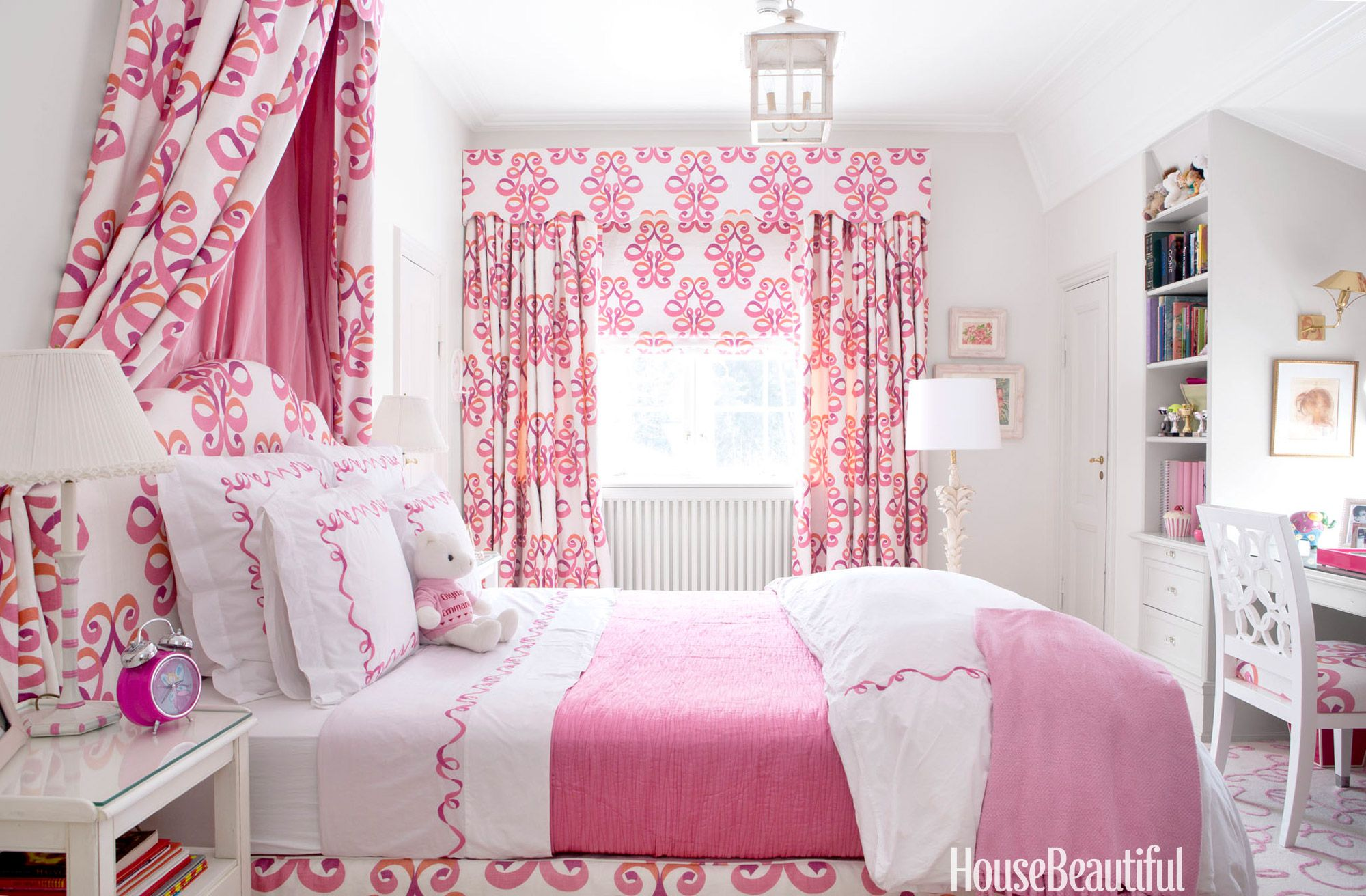 Pink Room Decor Ideas
