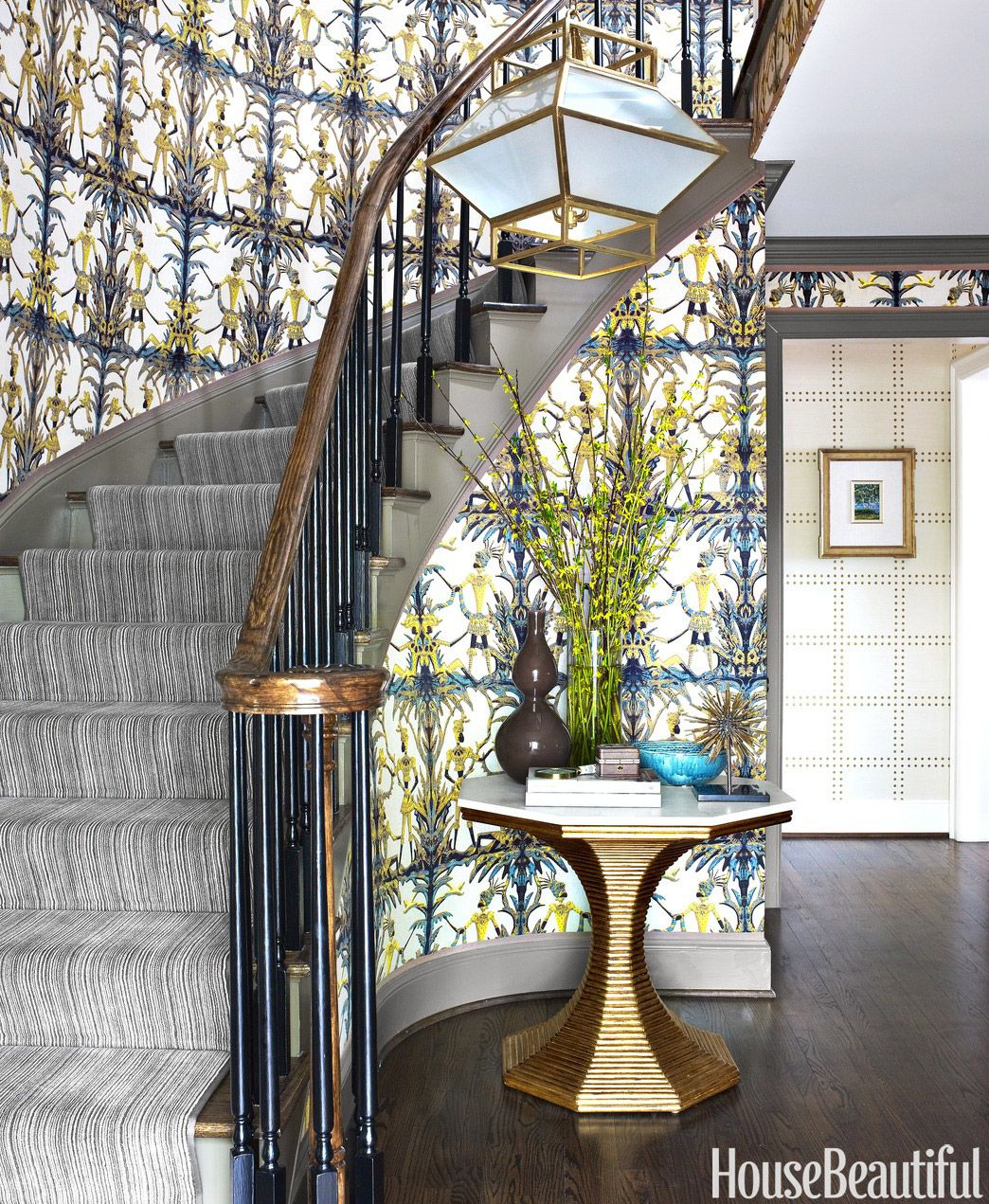 Pay.housebeautiful.com Interesting Colorful North Carolina House  Lindsey Coral Harper Interior Design Decorating Inspiration