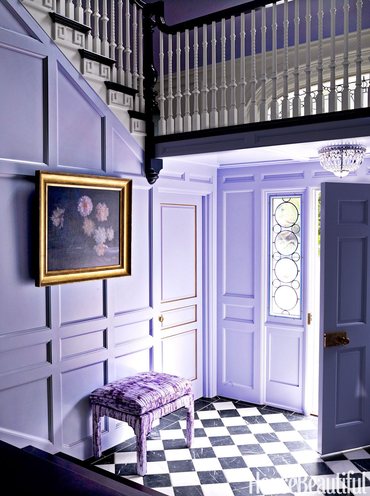 18 Best Purple Rooms Lavender Lilac And Violet Decorating Ideas