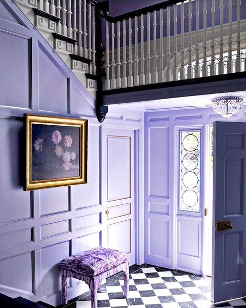 18 Best Purple Rooms Lavender Lilac And Violet