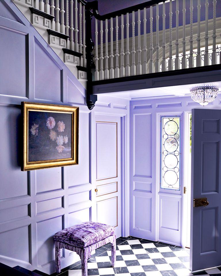 10 Different Shades Of Purple Best Purple Paint Colors