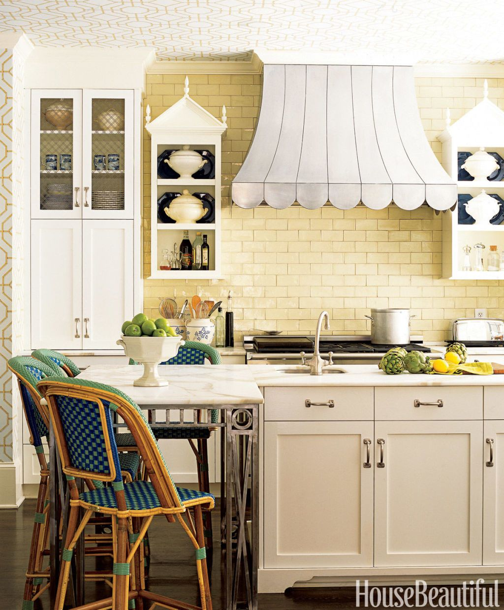 Ask a Designer: How Do I Decorate a Small Kitchen?