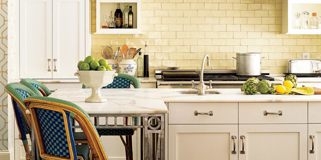 ... Formerly Of Ralph Lauren And Now Owner Of His Eponymous Design Firm, A  Question From Our Readers. This Weeku0027s Topic Is Decorating A Small Kitchen. Part 48