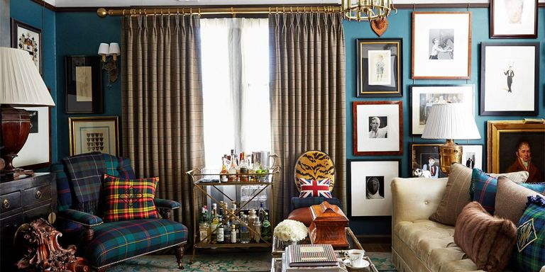 every week were asking designer scot meacham wood formerly of ralph lauren and now owner of his eponymous design firm a question from our readers - Ralph Lauren Decorating Style