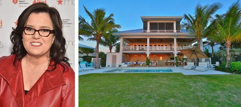 """Rosie O'Donnell Put Her Florida Home On The Market Just A Week After Leaving """"The View"""""""