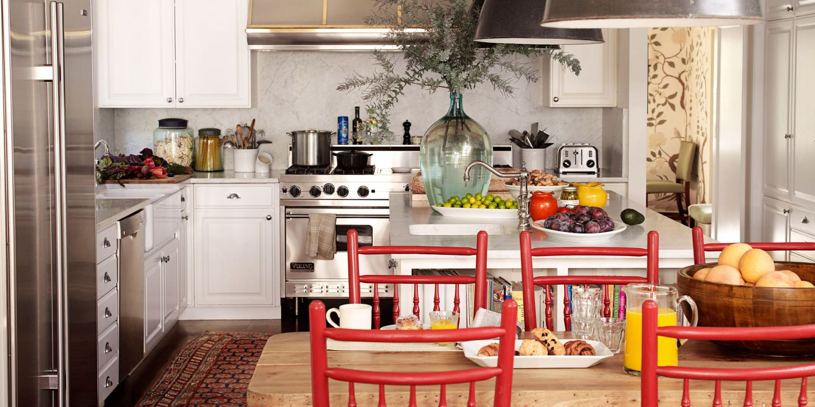 ... Formerly Of Ralph Lauren And Now Owner Of His Eponymous Design Firm, A  Question From Our Readers. This Weeku0027s Topic Is About Updating Kitchen  Cabinets.