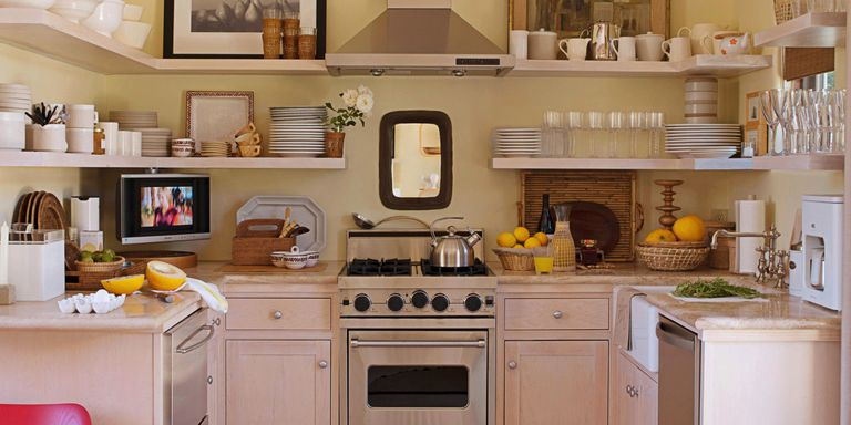 Small Kitchen - Small Kitchen Designs