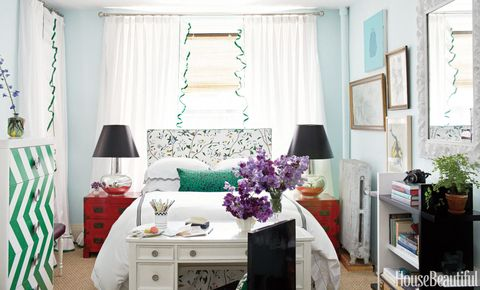 Ask a Designer: Is It Okay to Place My Bed on an Angle?