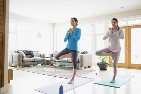 9 Easy Steps to Creating a Calming Fitness Room