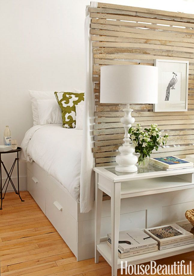 20 Small Bedroom Design Ideas - How to Decorate a Small Bedroom